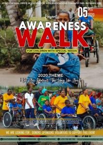 Awareness Walk @ Kituo Cha Baba Oreste